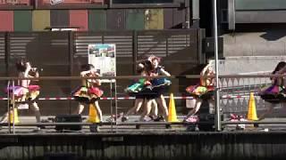 スチームガールズ Live 2017/06/14 曲名:①大冒険☆ ②COSMIC LOVE ③シャ...