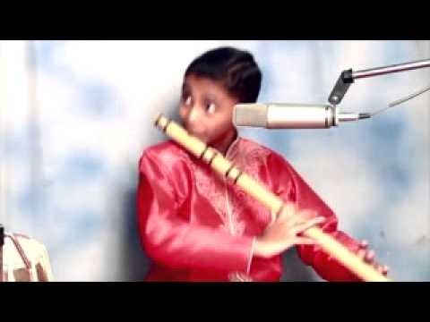 Raag Bageshri on flute by Suleiman