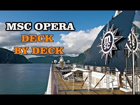 MSC Opera Cruise Ship Pictures 2019 - Cruise Critic
