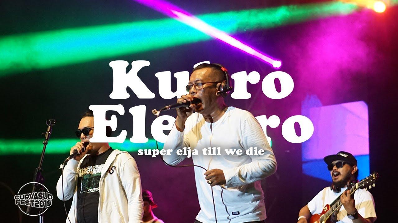 Kubro Elektro - Super Elja Till We Die Live at Curva Sud Fest 2019