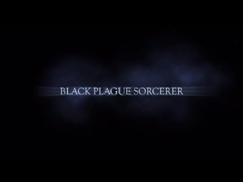 Black Plague Sorcerer the ESO CC Defile Negate Magic Sorc build