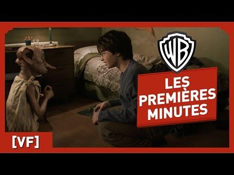 Harry Potter et la chambre des secrets - Redécouvrez les premières minutes du film !