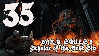 Dark Souls 2 Scholar of the First Sin - Walkthrough Part 35: Shrine of Amana