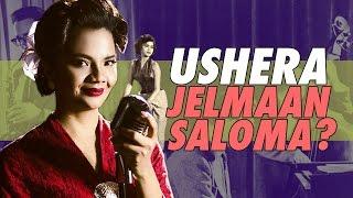 Cover images Ushera Nak Jadi Saloma