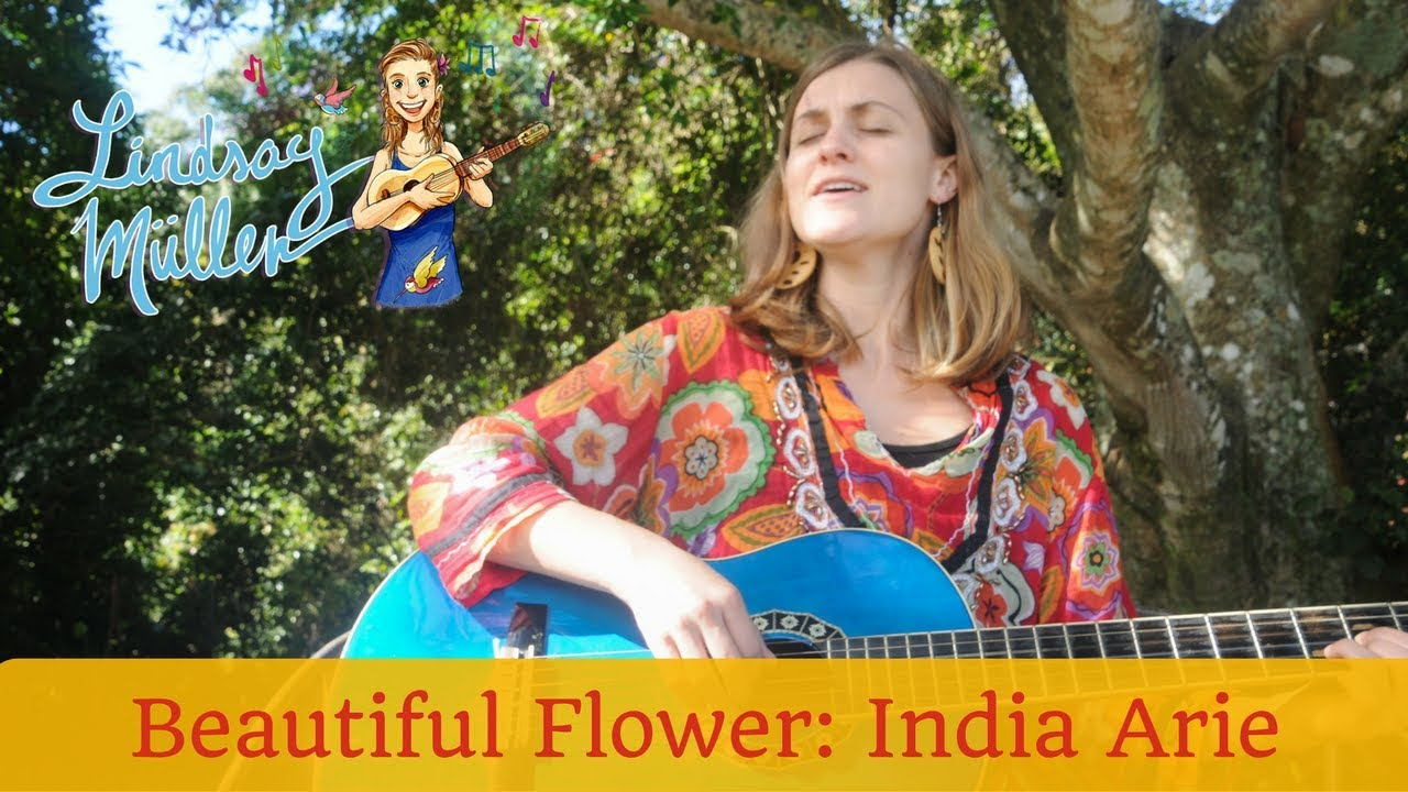 Beautiful Flower By India Arie Cover By Lindsay Mller On Iwd2018