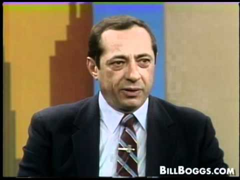 Mario Cuomo, Former Governor of New York, Interview with Bill Boggs