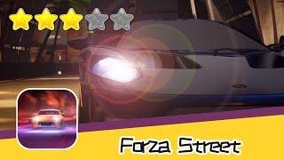 Forza Street - Microsoft Corporation - Walkthrough Racing game Recommend index three stars