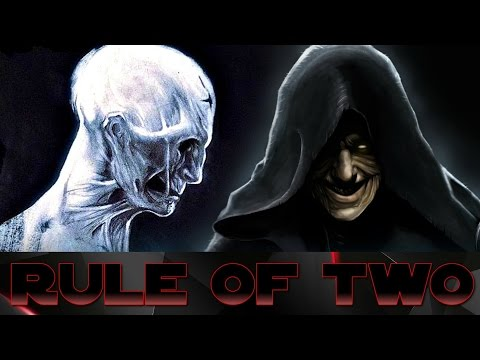 Rule of 2 Podcast Ep1 - Who Is Snoke, Darth Sidious, Legends vs. Canon