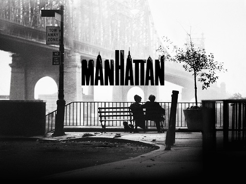 Manhattan (1979) - official US rerelease trailer (HD) reestrenan manhattan de woody allen