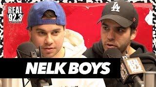 Nelk Boys talk Craziest Pranks, Getting Arrested, Canadian Stereotypes + More!