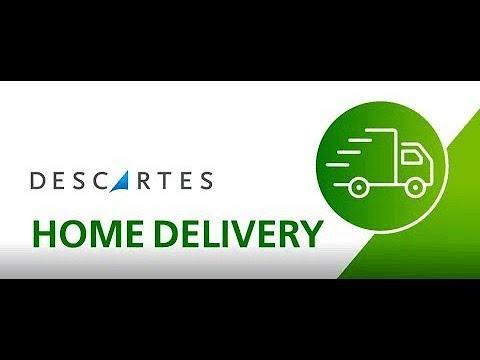 Home Delivery Resource Center | Descartes
