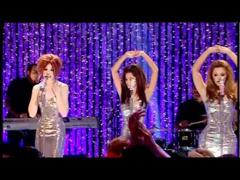 Girls Aloud - The Promise (TOTP Christmas Special 2008)