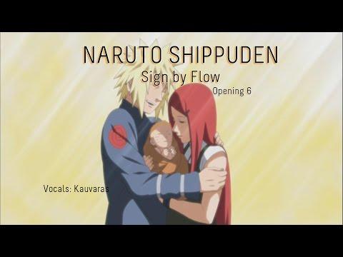 Naruto Shippuden OP6