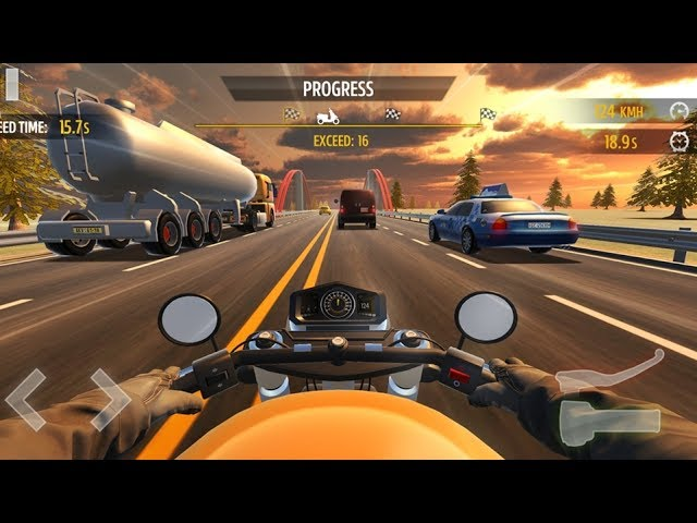 Motorcycle Racing - Android Gameplay HD