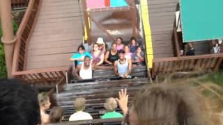 Battering Ram at Busch Gardens, Williamsburg, VA