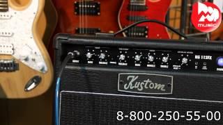 Комбик гитарный KUSTOM KG112FX(Гитарный комбоусилитель KUSTOM KG112FX https://goo.gl/j8e7yl – это двадцативаттная модель для домашних занятий и негромки..., 2012-03-25T18:32:44.000Z)