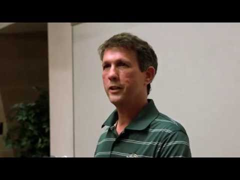 Ronald Cram Speaks at Chapman University