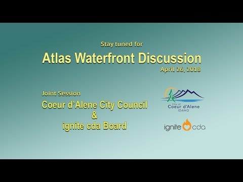 Atlas Waterfront Project Joint Session 4-26-18