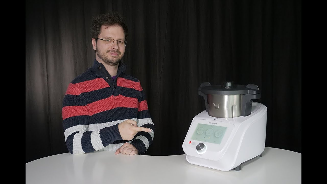 Besser alsThermomix? Lidl Silvercrest Monsieur Cuisine im Test ...