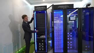 Data center Modular Huawei Fusion Module 500