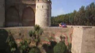 Zaragoza - Palacio de la Aljafería