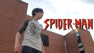 spider man web series trailer fan made