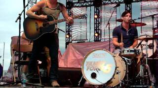 "Family Force 5 ""Cadillac Phunque"" Acoustic @ Sonshine 2011"