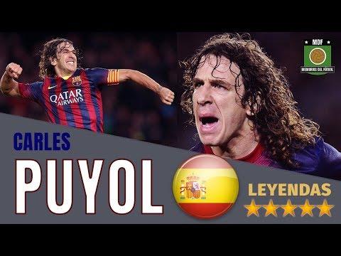 ▷ Carles PUYOL 🏆 El Mejor Capitán de la Historia (1999-2014) 🟥🟦 La Leyenda del Barcelona
