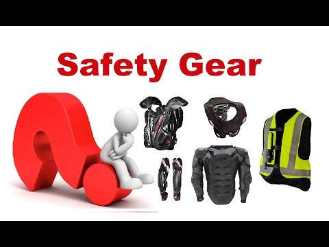 The Best Motorcycle Safety Gear - How to choose the right model?