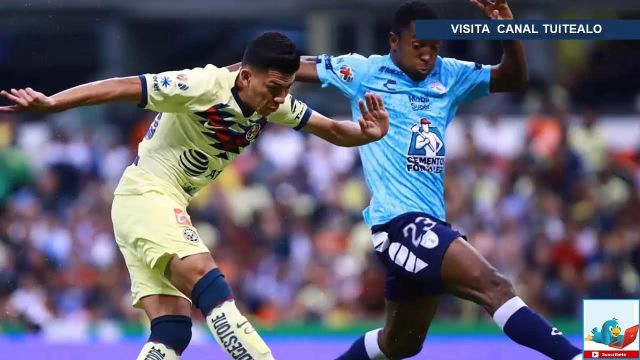 Amrica empat 1-1 ante Pachuca en el Azteca por la sptima ...