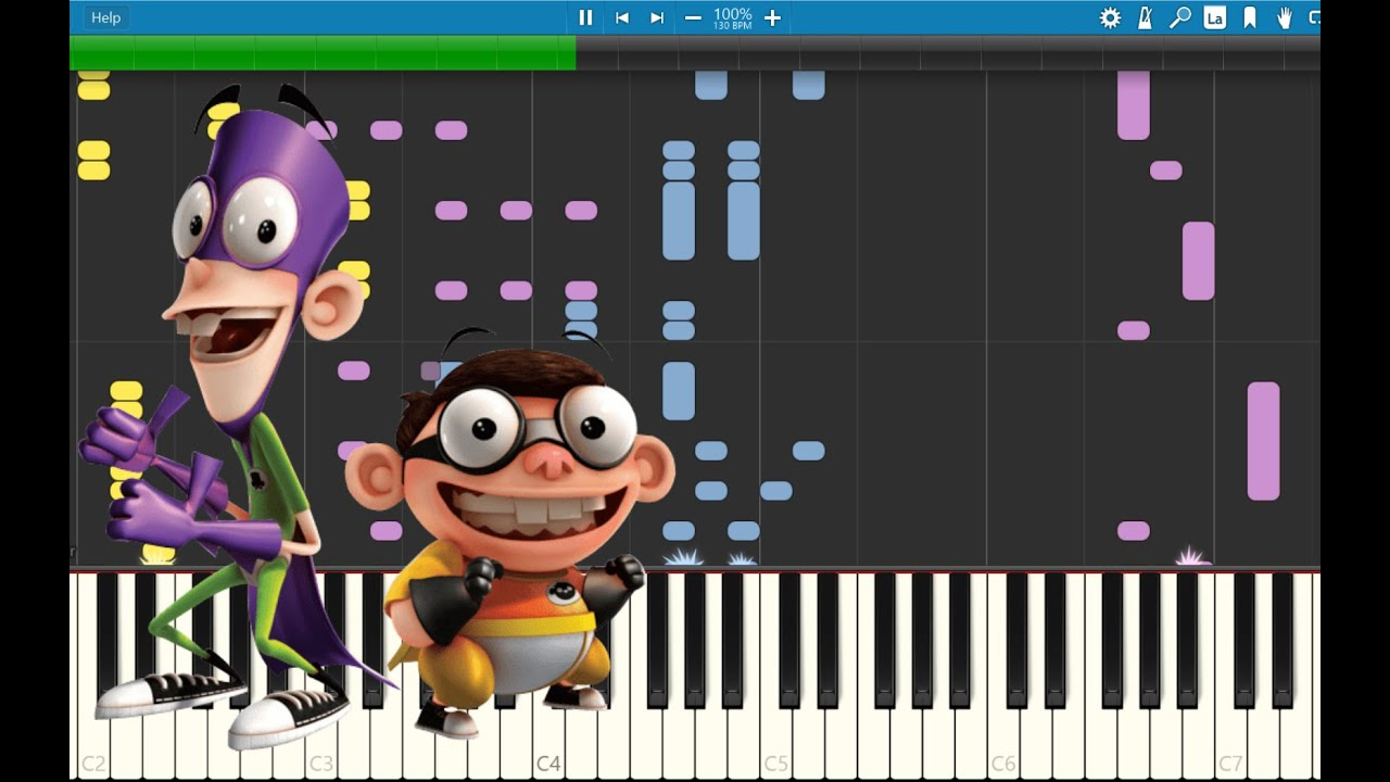 Fanboy Y Chum Chum Intro Español Latino Youtube Fanboys Chums Theme Song
