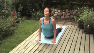 Yoga för alla - Teknik - Solhälsning A - Medel