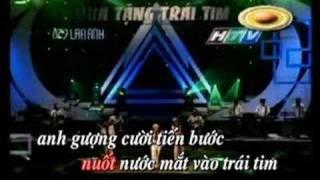 AXN - Khong The Khoc Truoc Mat Em (karaoke)