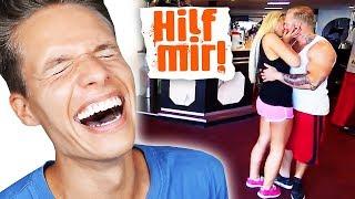 "Luca reagiert auf ""Hilf Mir!"" - Verkohlte Barbie (TEIL 2)"