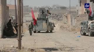 قوات الجيش العراقي تدخل مركز مدينة تلعفر - (25-8-2017)