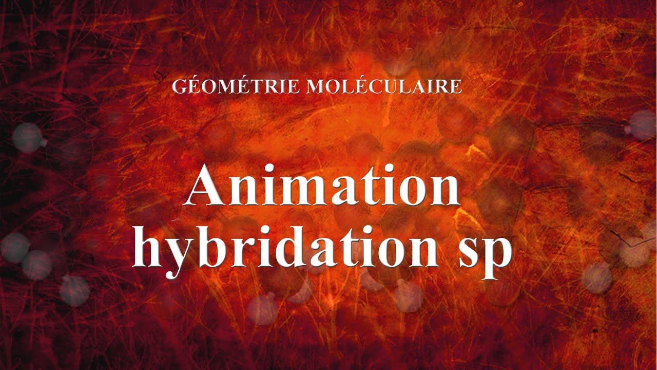 Film hybridation sp