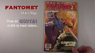 FANTOMET-bladet nedlagt etter 54 år i Norge.