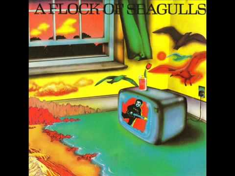 A Flock Of Seagulls   Modern Love Is Automatic
