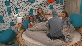 Big Brother - Amber's Booty Move - Live Feed Highlight