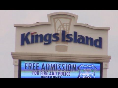 Kings Island Review Mason, Ohio Amusement Park