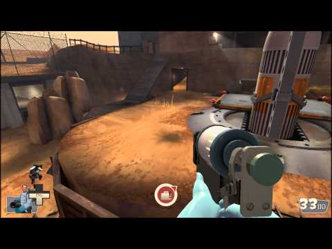 Let's Play Team Fortress 2 (S.W.A.T. Matches) #1: Africa Gaming...???