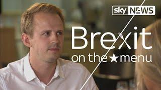 Brexit On The Menu | Chris & Georgina