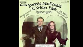 Jeanette MacDonald and Nelson Eddy - The Angel