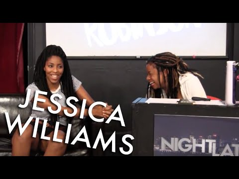 Jessica Williams - Night Late with Phoebe Robinson