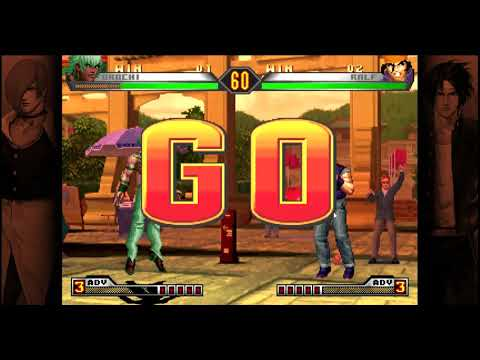 King of Fighters '98 Ultimate Match Final Edition #EPOVINGATIVO .... VAI TER VOLTA !!! |
