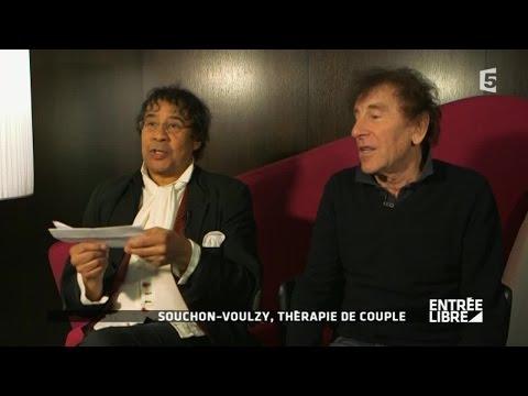 Alain Souchon et Laurent Voulzy: Premier album en duo - Entrée libre
