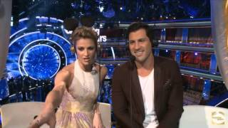 erin and maks on dwts all access season 22 week 4