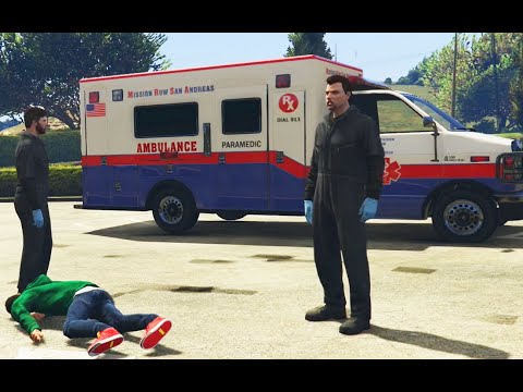 The Truth About GTA Paramedics