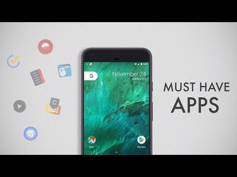 10 Must Have Android Apps (2016)
