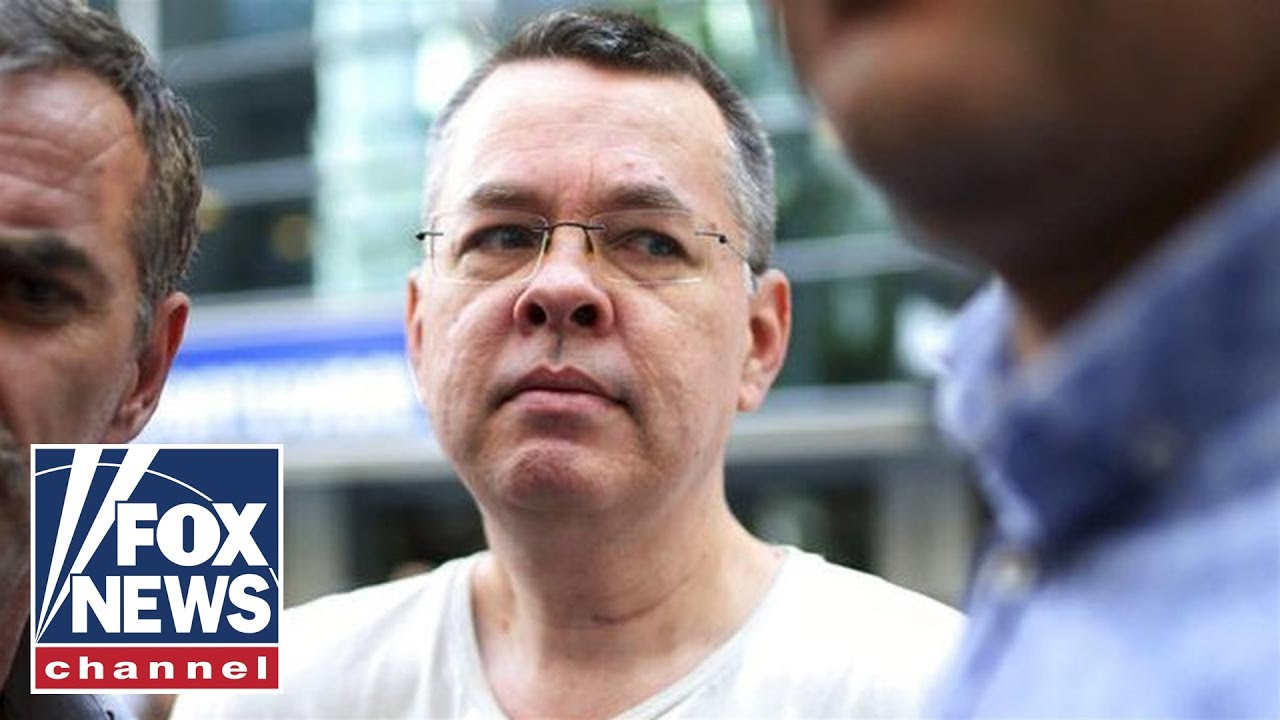 Pastor Brunson to attend State of the Union as guest of Sen. Tillis